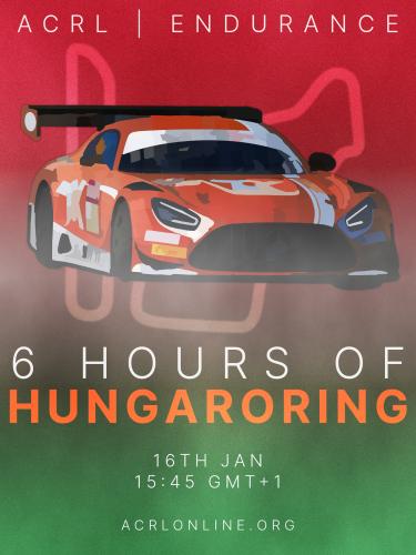 Hungaroring 6h
