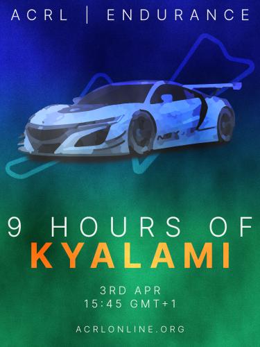 Kyalami 9h