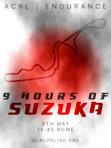 Suzuka 9h