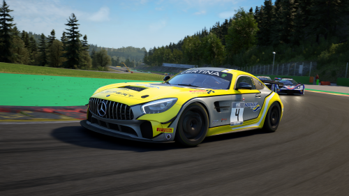 GT4 Festival Day Two